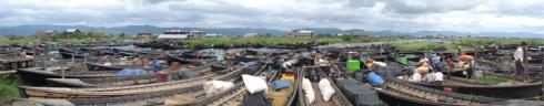mercado flotante de NamPam
