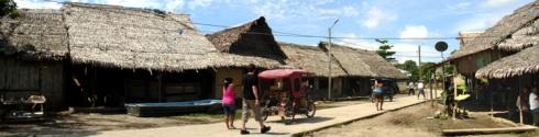 entrada de Bretaña, Perú