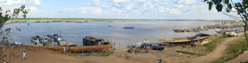 puerto particular de Pucallpa