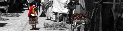 trajes típicos, mercado de Pisac