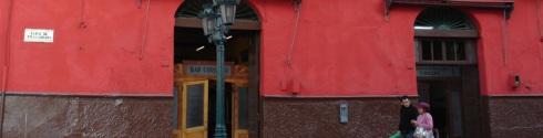 Cordano café-restaurant, Lima