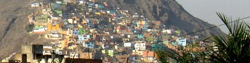 cerros, las lomas de la bella durmiente, Lima