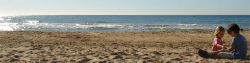 bosc de la marquesa, tarragona, playa, 2009