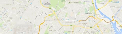 gmaps delhi